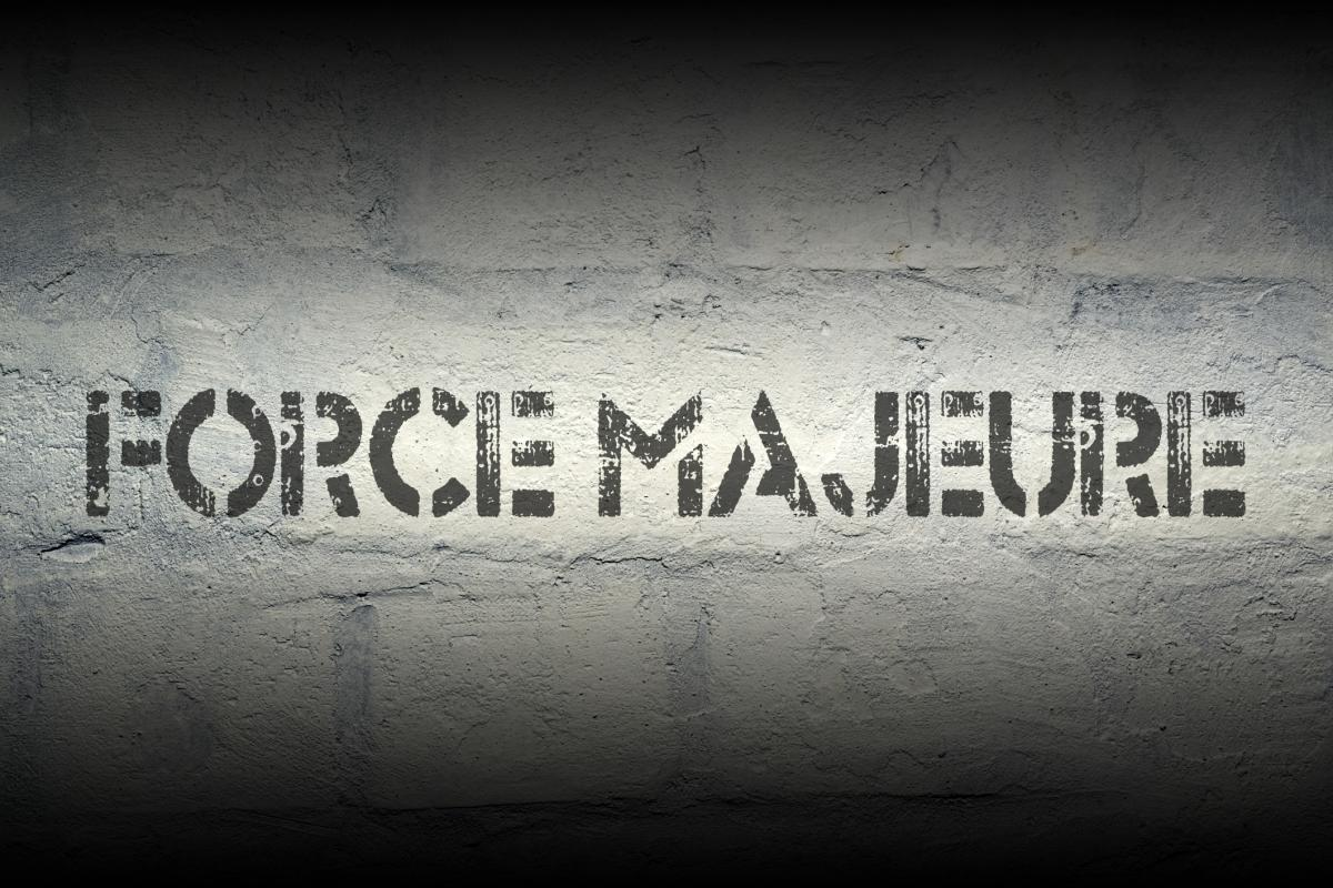 Force Majoure